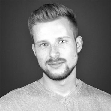 Porträt von Falko Diehlmann