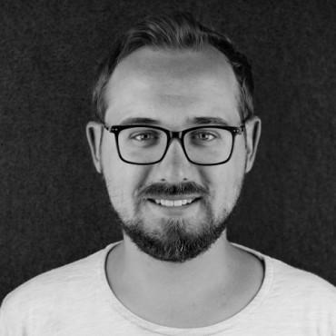 Porträt von Marco Fischbach