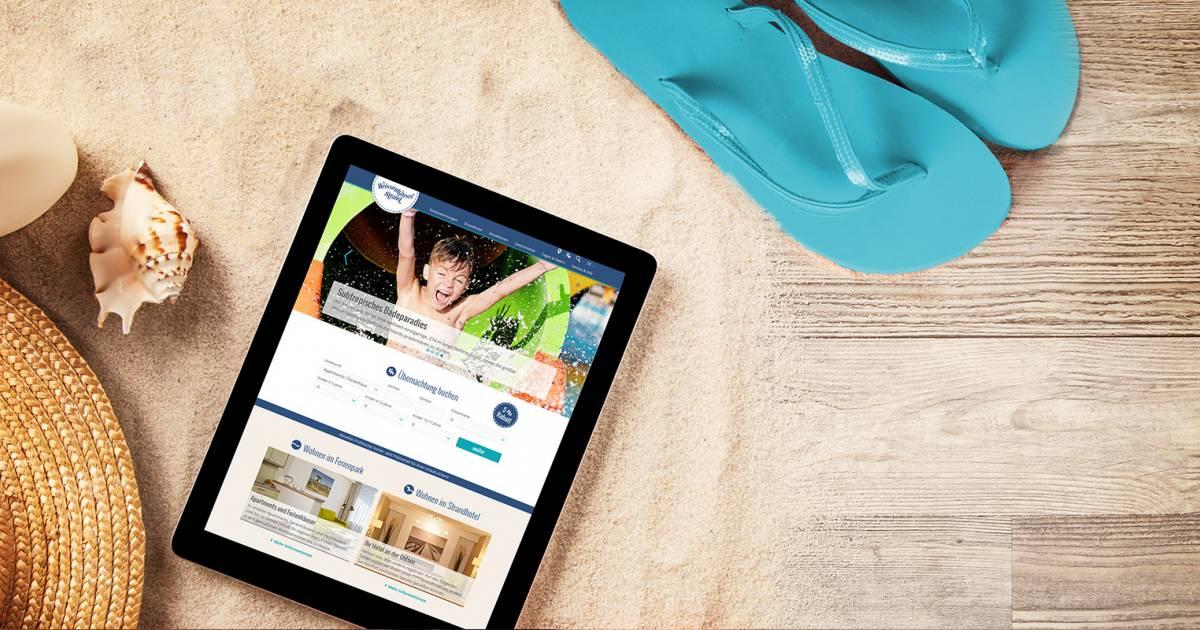 ferien und freizeitpark weissenh user strand pier2port digitalagentur. Black Bedroom Furniture Sets. Home Design Ideas