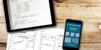 Konzert, Design und Entwicklung in einem Screen